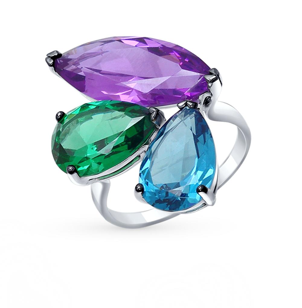 Фото «серебряное кольцо с наноситалами»