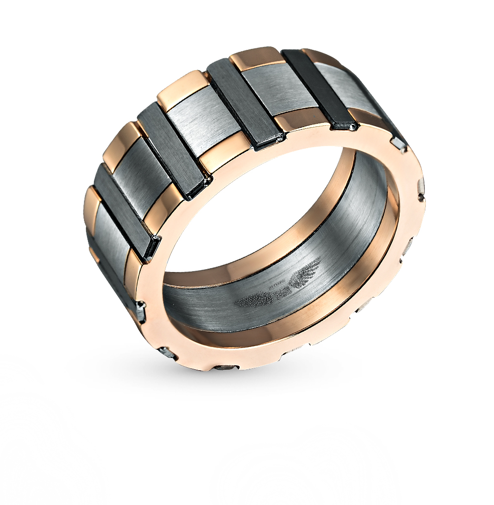 Фото «кольцо из стали с сталью»